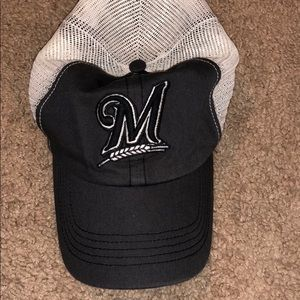 Milwaukee Brewers baseball cap